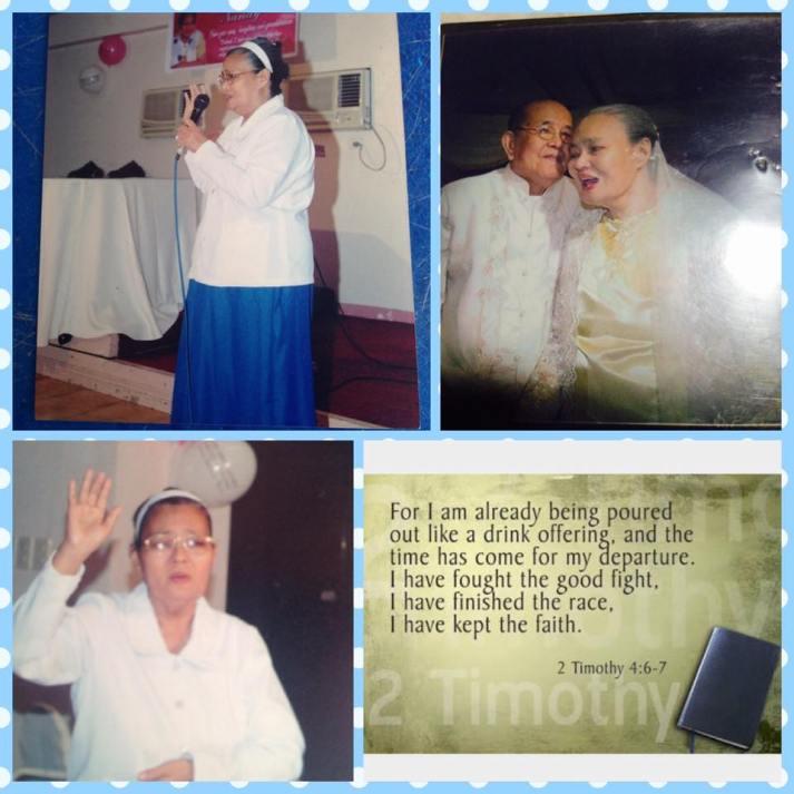 Testimony of Sister Rose De Guzman