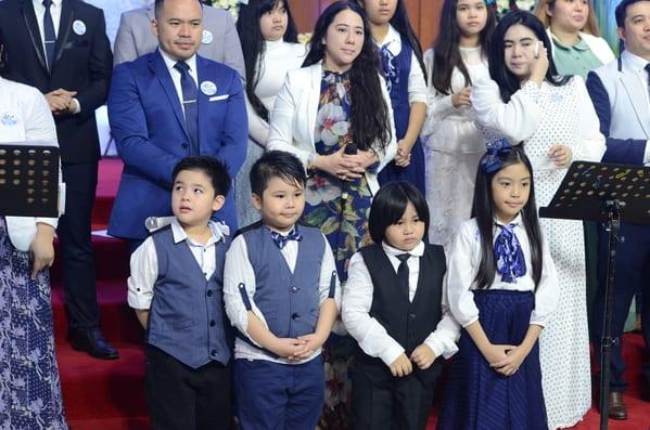 Bel. Almeda family