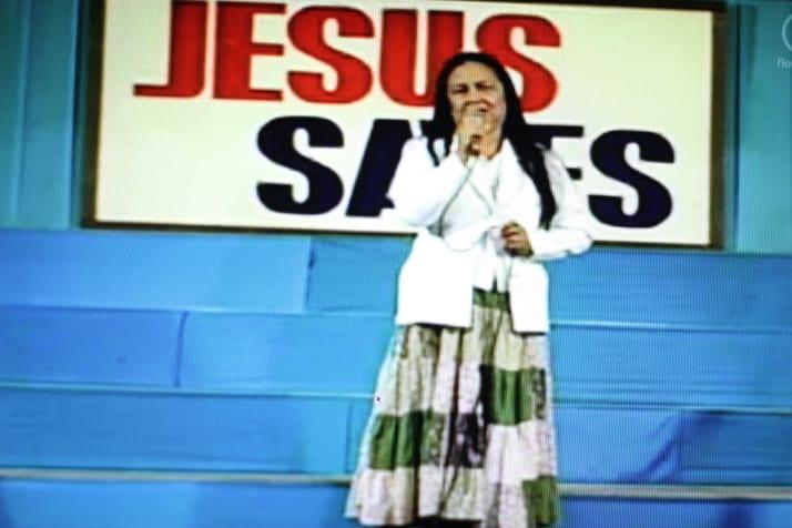 Testimony of Sis. Victoria dela Cruz