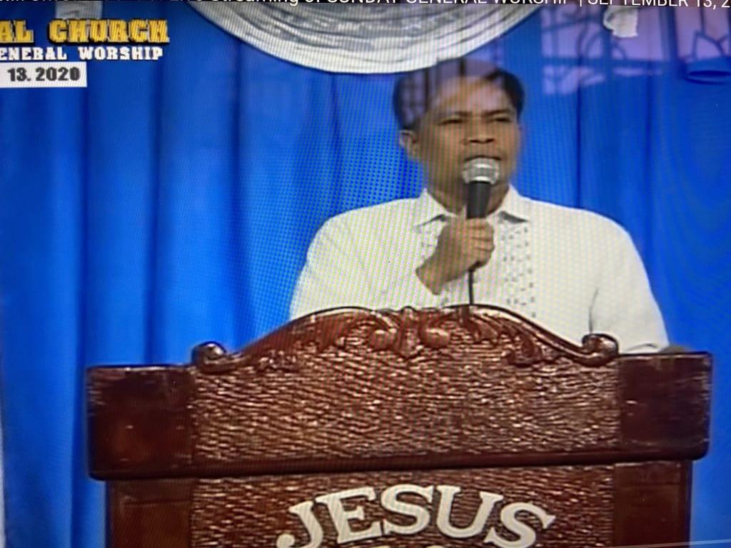 Testimony of Bro. Lito Factoriza}