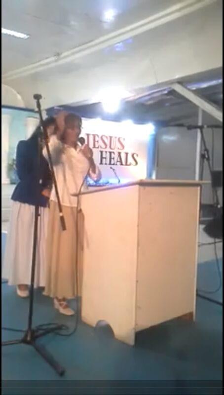 Testimony of Survivor Sis. Elizabeth Martines